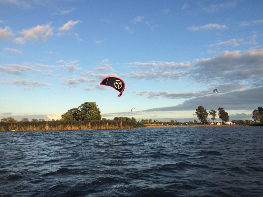 kitesurfing wrzosowo windsurfing