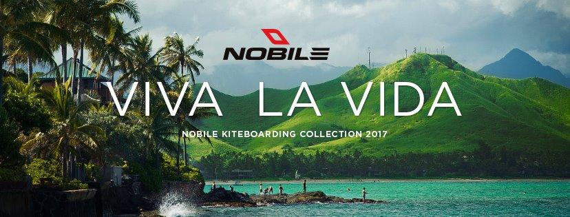 deska nobile kitesurfing