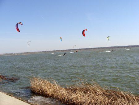 Kitesurfing wyjazdy: Węgry – zdjęcia z kitesurfingu na Węgrzech