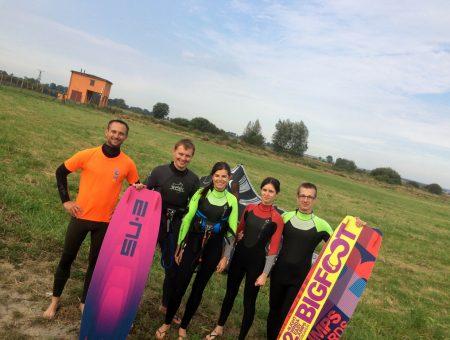 Kurs instruktora kitesurfingu PZKite w Szczecinie